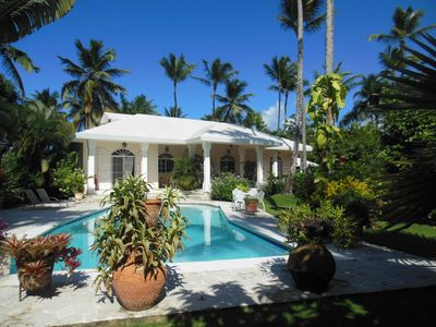 Photo for 2 Bedrooms, Private Pool And Big Garden