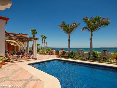 Photo for Large Beachfront Home ready to Entertain