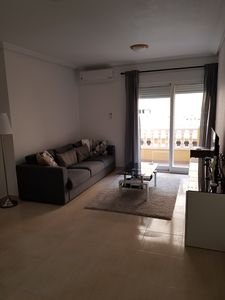 Photo for Beautiful apartment 75m to the Golden sea shore of Torrevieja.