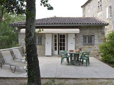 Photo for 1BR Apartment Vacation Rental in Ruoms, Auvergne-Rhône-Alpes