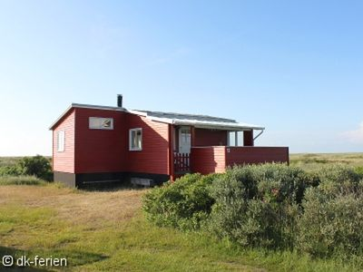 Photo for Charming cottage on Rømø overlooking the beautiful dune landscape