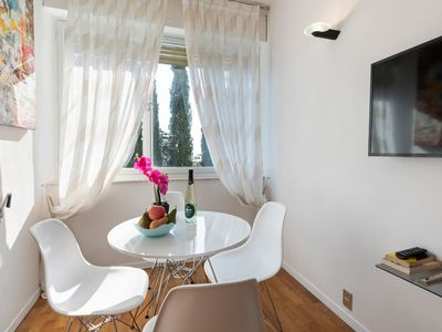 Photo for Cosy Holiday Home in Gardone Riviera with Swimming Pool