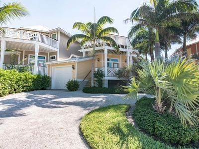 Photo for Beautiful Island Home with Great Amenities, Pool, Grill, located close to the Gulf Beaches