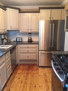 Photo for Ideal ND Game home Sleeps 8, 4 min. to ND, Rec Room, 3 flat screen TVs, remodel!