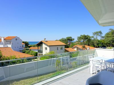 Photo for Ocean View Villa 300m from the beach, between Chiberta and Love House