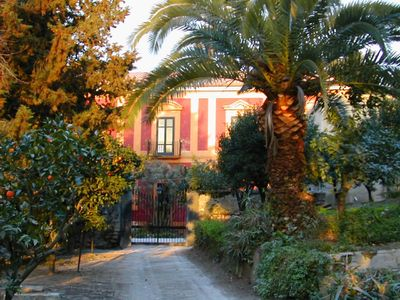 Photo for Woman Giustina independent suite 2-4 people, near Naples Caserta Pompeii