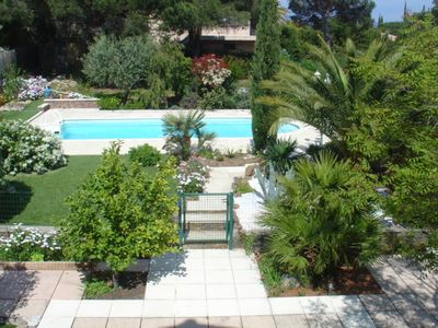 Photo for 2units 35m2 on the ground floor in a villa in a residential area