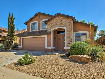 Photo for NEW! Charming Surprise Home w/Entertainment Patio!