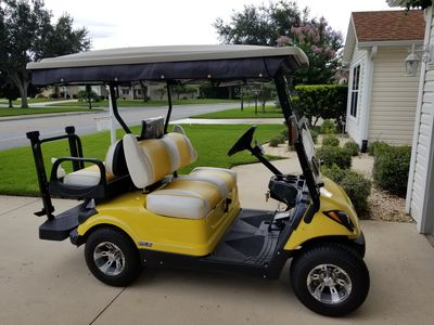 LARGE 3 BEDROOM, 2 BATH WITH GOLF CART AND VIEW