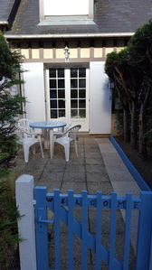 Photo for Pretty Cottage for 4 people at 150 meters from the beach and shops