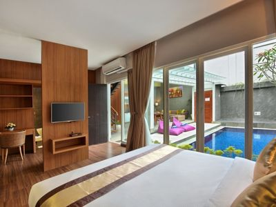 Photo for 2 BR Private Pool Villa in Nusa Dua, Convenient Location