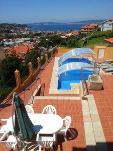 Photo for Bueu: House / Villa very close to Pontevedra, Vigo and Santiago