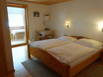 Photo for Double Room with Balcony - Moosbrugger Anton and Romy - Haus Romy