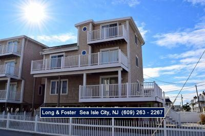 Photo for Spectacular ocean views and only steps to the beach!