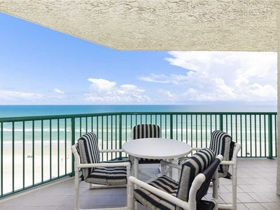 Photo for Dimucci Towers 807, 2 Bedrooms, Beach Front, Pool Access, WiFi, Sleeps 9