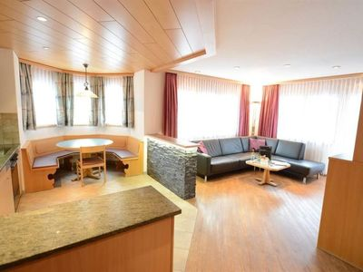 Photo for Apartment Helvetia in Saas-Fee - 2 persons, 1 bedrooms