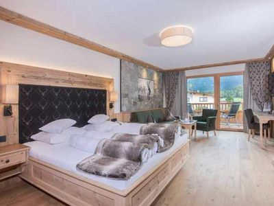 Photo for Suite Alpin - Verwöhnhotel Kristall
