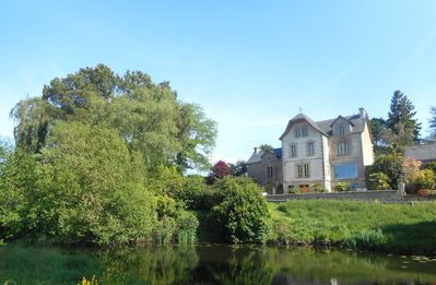 Photo for Riverview holiday home, close to market town of Malestroit