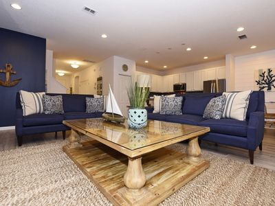 Photo for Modern Bargains - Solterra Resort - Welcome To Spacious 10 Beds 8 Baths Villa - 7 Miles To Disney