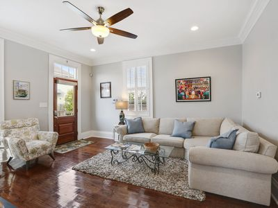 Photo for Historic Home 10 min walk to French Quarter