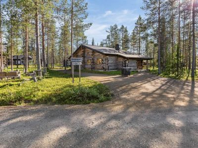 Photo for Vacation home Maahismajat 3 in Äkäslompolo - 6 persons, 2 bedrooms