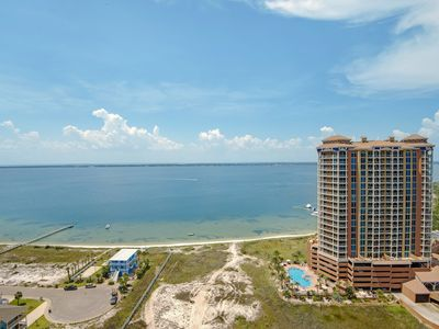 Photo for Great Amenities, Fantastic Views - Tower 5 Portofino - Spring is open!