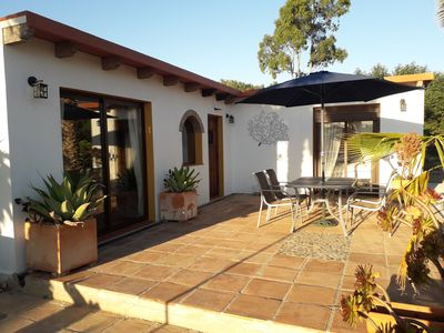 Photo for Casita Blanco is a luxury one bedroom detached property