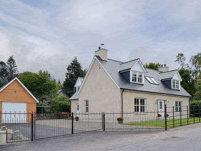 Photo for 4 bedroom accommodation in Aboyne, near Banchory