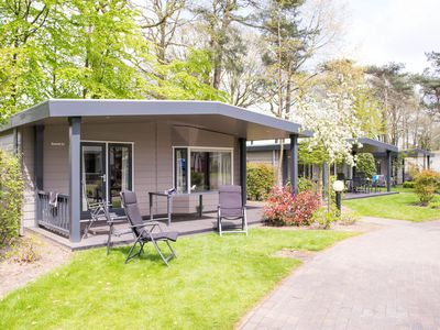 Photo for Comfortable chalet in a holiday park and the perfect base for trips to the Veluwe
