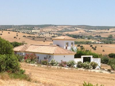 Photo for Farmhouse with Private Pool and Great Views