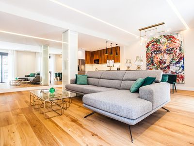 Photo for Salamanca district Luxury Flat - In Madrid Golden Mile-