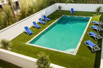Anglet 5 cantons/chambre d amour - Villa 4 chambres/8 pers avec piscine  commune - Anglet