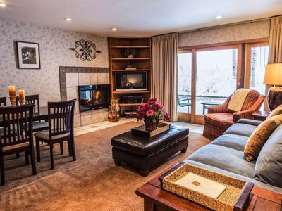 Photo for Timberline Deluxe Ski-In/Ski-Out Two Bedroom/Two Bath Condo
