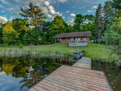 Photo for Private Lake House For Family Getaway with Mother Nature