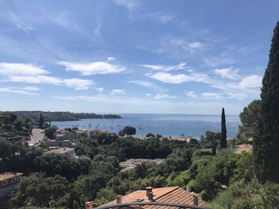 Photo for House sea view - gulf of agay