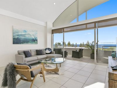 Photo for Ocean View Penthouse in the Heart of Sunshine Beach