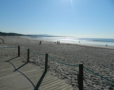 Photo for Cabedelo Beach, Viana do Castelo (60 Km from Porto)