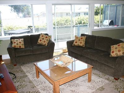 Photo for Hideaway 1 BR/1 BA One Block from Beach, Snowbirds welcome