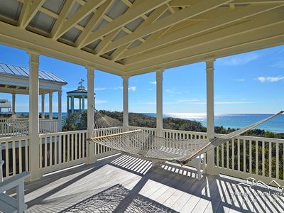 Photo for Sweetie Pie - Beachfront! Private Jacuzzi! Maid Service!- Seaside, FL Rental
