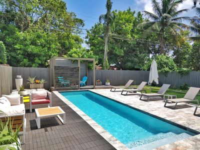 Photo for Beautiful House with Salted Pool near Las Olas and Beaches