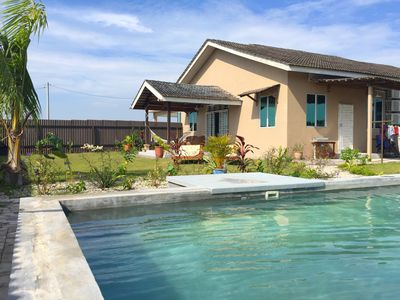 Photo for Villa Tempoyak Satu with private Pool