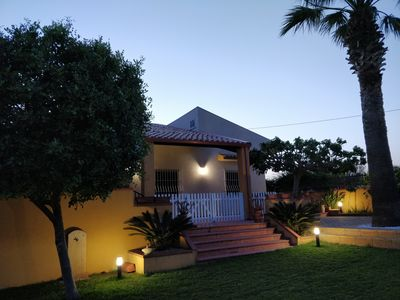 Photo for Holiday home Timperosse is an attic in a villa facing the sea