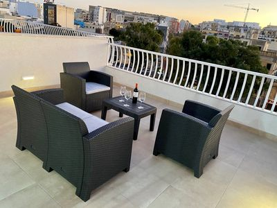 Photo for 1BR Apartment Vacation Rental in Msida
