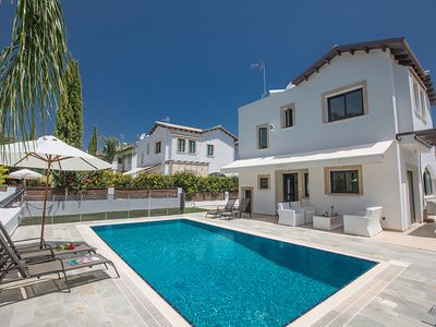 Photo for Villa Shona, Stunning 3BDR Protaras Villa with Pool, Close to Konnos Beach