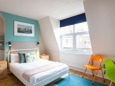 Photo for Bloomsbury Room 4 with shared bathroom (RU/CL)