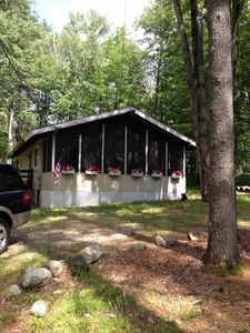 Photo for 3BR Cottage Vacation Rental in Moultonborough, New Hampshire