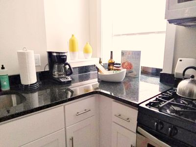 Photo for Best Boston location, North End, Little Italy, lovely 2BR, accommodates up to 5