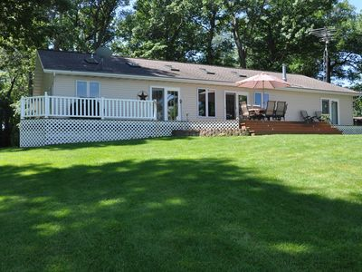 Photo for 3BR House Vacation Rental in Fox Lake, Wisconsin
