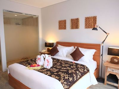 Photo for Freddies Villas Ubud – Deluxe Room #01