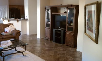 Photo for Competitive rates, clean, comfortable, in a quiet/secure neighborhood